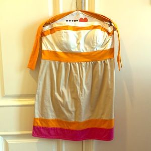 Alyn Page NY Strapless Dress Size 11/12